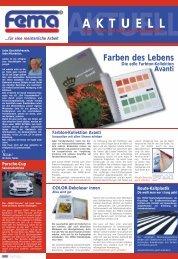 Kundenzeitung 2007.qxd - FEMA Farben + Putze GmbH