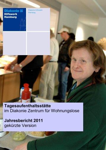 Jahresbericht 2011 - Diakonisches Werk Hamburg