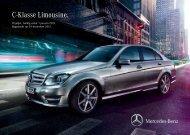 Download prijslijst C-Klasse Limousine (PDF) - Mercedes-Benz