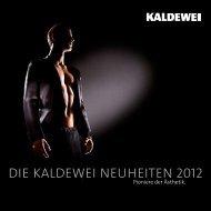 Die KalDewei NeuheiteN 2012