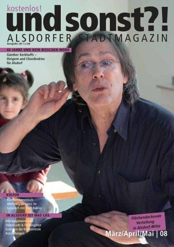 Ausgabe 28 - Alsdorfer Stadtmagazin