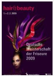Anmeldeschluss: 10. Januar 2009 - Zentralverband des deutschen ...
