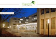 Gerling Quartier - lemonpie Eventmanagement und Catering GmbH