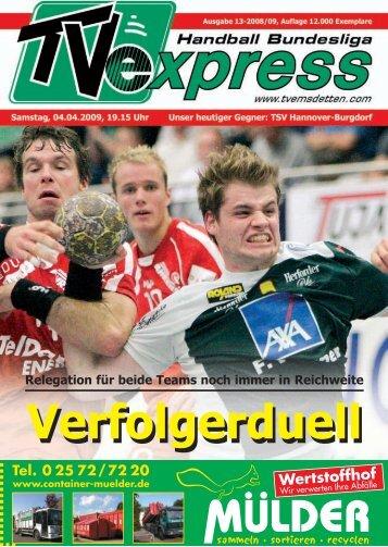 Express_13-2008_TSV Ha.-Burgdorf.qxd - Emsdetten.info