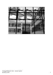 Vortrag Wilfried W. Horn - LIVING HOTELS per ... - The Living Hotels