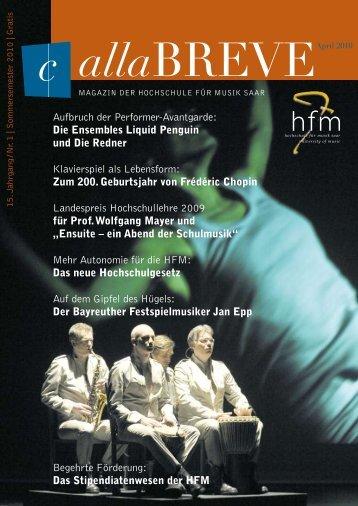 Aufbruch der Performer-Avantgarde: Die Ensembles Liquid Penguin ...