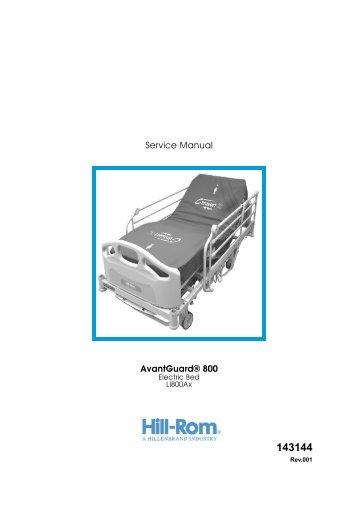 Hill rom transtar manual.