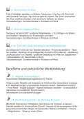Weiterbildung 2011 - Diakonie Paderborn-Höxter eV - Seite 4