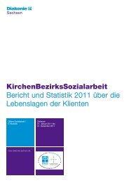 KBS-Bericht 2011 - Diakonie Sachsen