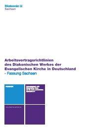 AVR_DW_ EKD- Fassung Sachsen_Juli 2011 - Diakonie Sachsen
