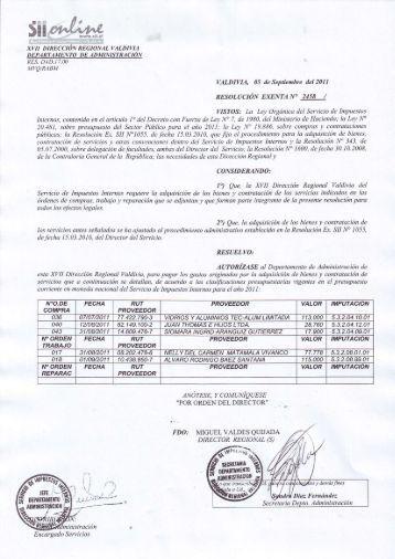 l i - Servicio de Impuestos Internos