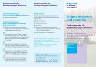 Download PDF-Datei Flyer Fachakademie für Sozialpädagogik ...