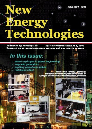 Part I of II - Practical Guide to Free-Energy Devices