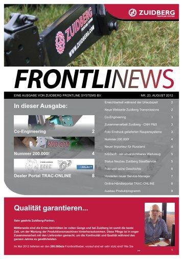 23 - Zuidberg Frontline Systems