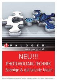 Es gibt viele Möglichkeiten, eine Photovoltaik-Anlage zu ... - Paugger
