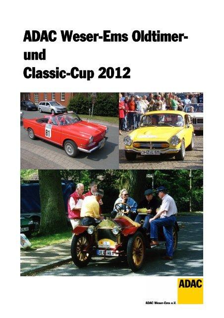 ADAC Weser-Ems Oldtimer- und Classic-Cup 2012