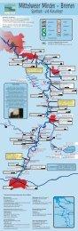 Weserkarte 2012