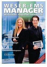 Im Audit begeistern Die 100 Top-Manager in Weser-Ems - awenko.QM