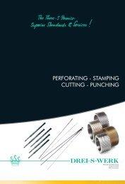 Perforation technology brochure - Drei-S-Werk