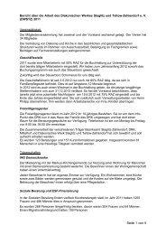 Vorstandsbericht Juni. 2012 als PDF - beim Diakonischen Werk ...