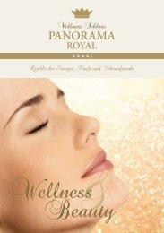 Wellnessfolder 2011 - Hotel Panorama Royal