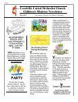 May_2012_Newsletter - Coralville United Methodist Church - Page 6