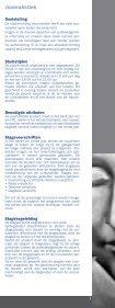 Studiegids Journalistiek - Academie voor Hoger Kunst - Page 4
