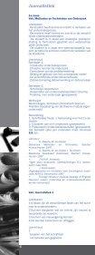 Studiegids Journalistiek - Academie voor Hoger Kunst - Page 7