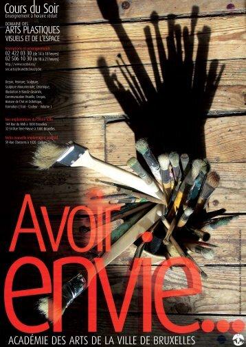 ACADéMIE DES ARTS DE LA VILLE DE BRuxELLES - AcaBxl.Be