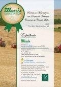 Revista 20 Anos da Marasca - Marasca Comércio de Cereais Ltda - Page 3