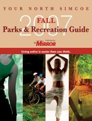 Parks & Recreation Guide - Town of Midland