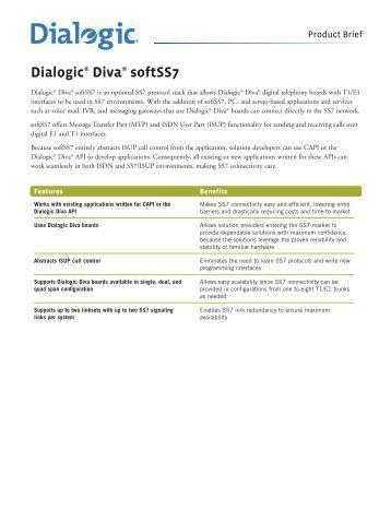 Dialogic d 41jct-ls