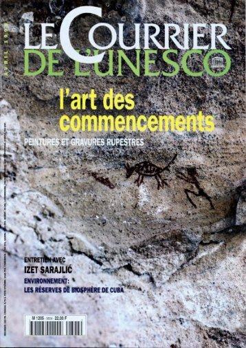 Afrique: vade-mecum de l'art rupestre sub - unesdoc - Unesco