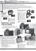 digitálne kompakty - Scart - Page 2
