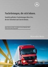 Nachrüstungen, die sich lohnen. - Mercedes-Benz Niederlassung ...