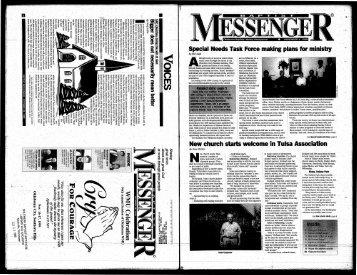 November 4, 1999.pdf - Baptist General Convention of Oklahoma