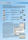 Axbasen ominaisuuksia - SmartKey - Page 3