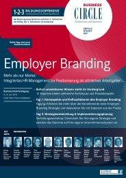 Employer Branding - Deloitte Human Capital News