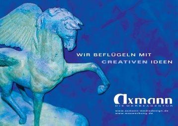 WIR BEFLÜGELN MIT CREATIVEN IDEEN - Bayportal