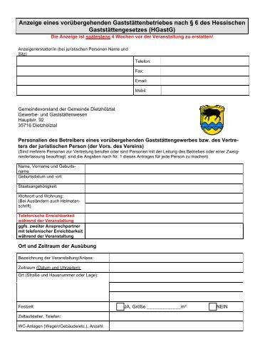 Antragsteller/in (bei juristischen Personen Name und Sitz)