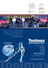 Toolmax General Engineering Ltd
