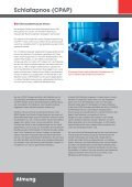 Schlafapnoe (CPAP) Atmung - Seite 3