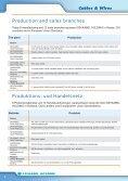 Kabel und Leiter - Ersel-eng.com - Page 4