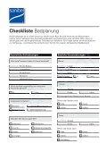 Checkliste - Sanibel - Seite 2