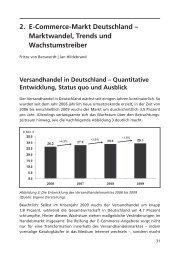 2. E-Commerce-Markt Deutschland - Deutscher Fachverlag GmbH