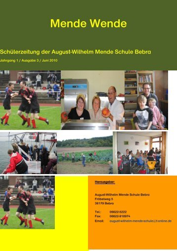 Ausgabe 3 - Sa.sch