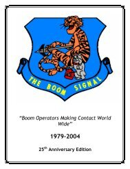 2004 Boom Signal - Theboomsignal.org