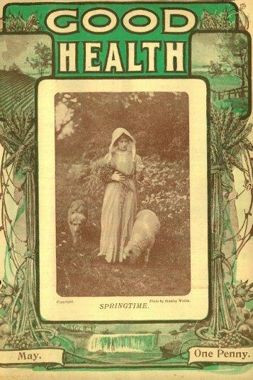 Comfort | Good Health - Adventistarchives.org