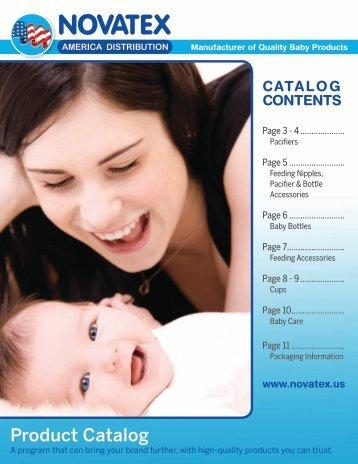Product Catalog - Novatex North America, Inc.