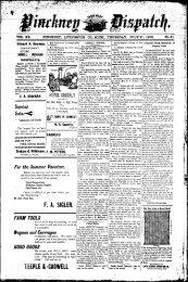 07-31-1902 - Village of Pinckney